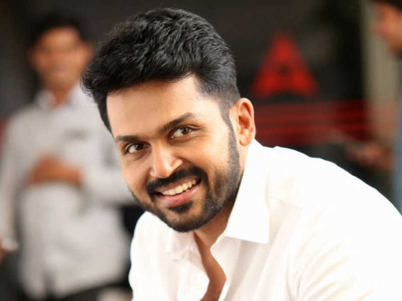 Karthi in tamil movie