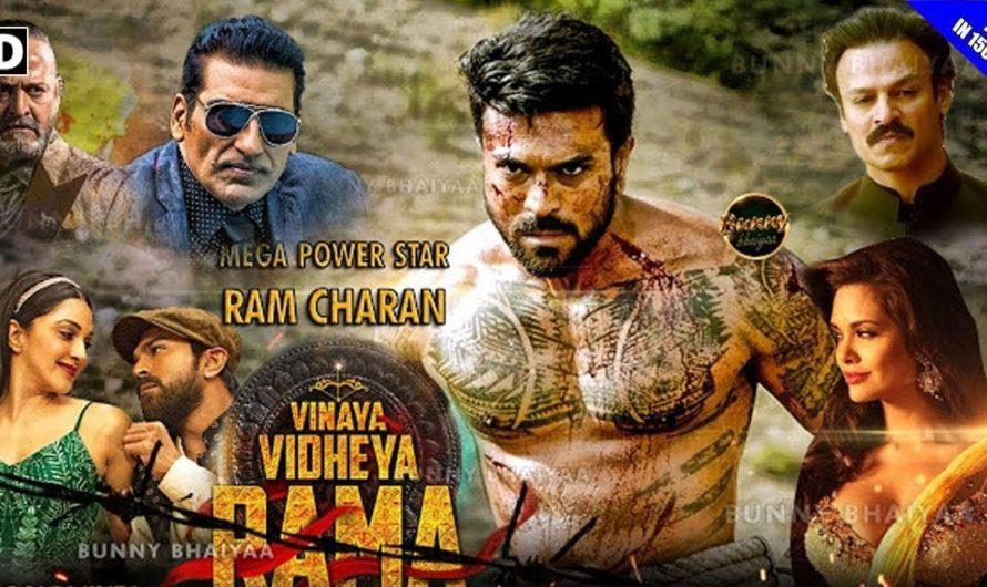 Vinaya Vidheya Rama ( VVR ) Full Movie in Hindi Dubbed.