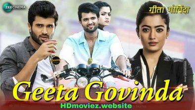 Geetha Govindam Hindi Dubbed Movie