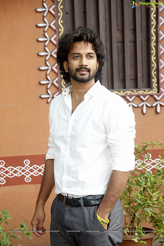 atyadev in Ismart Shankar