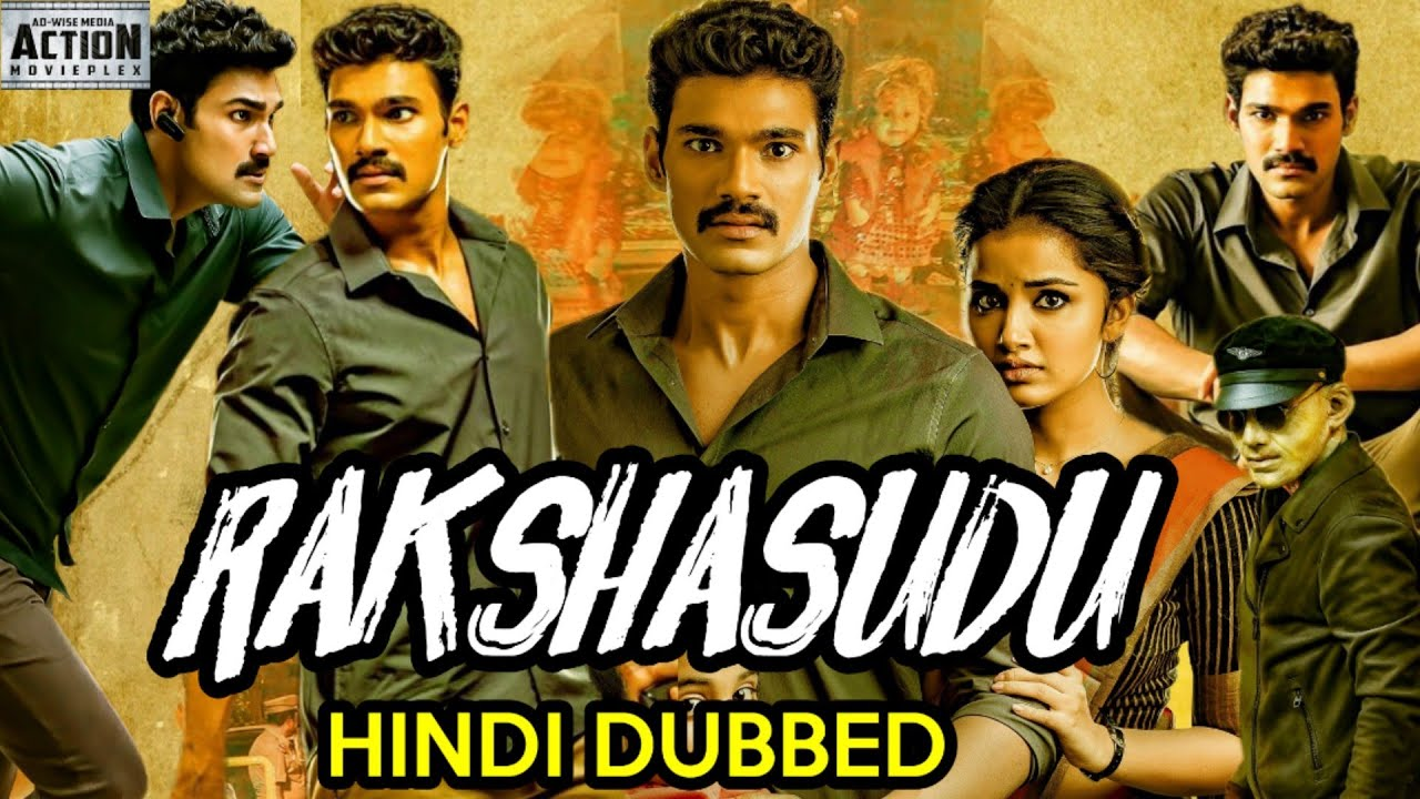 Rakshasudu hindi dubbed