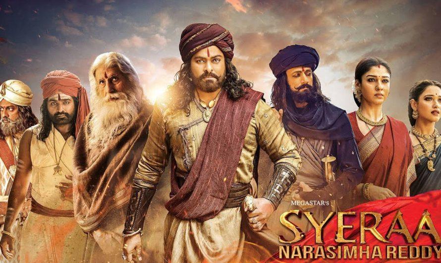 Sye Raa Narasimha Reddy Full movie in Hindi