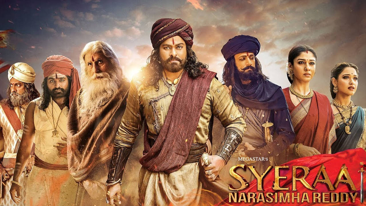 Sye Raa Narasimha Reddy Hindi Dubbed Full Movie