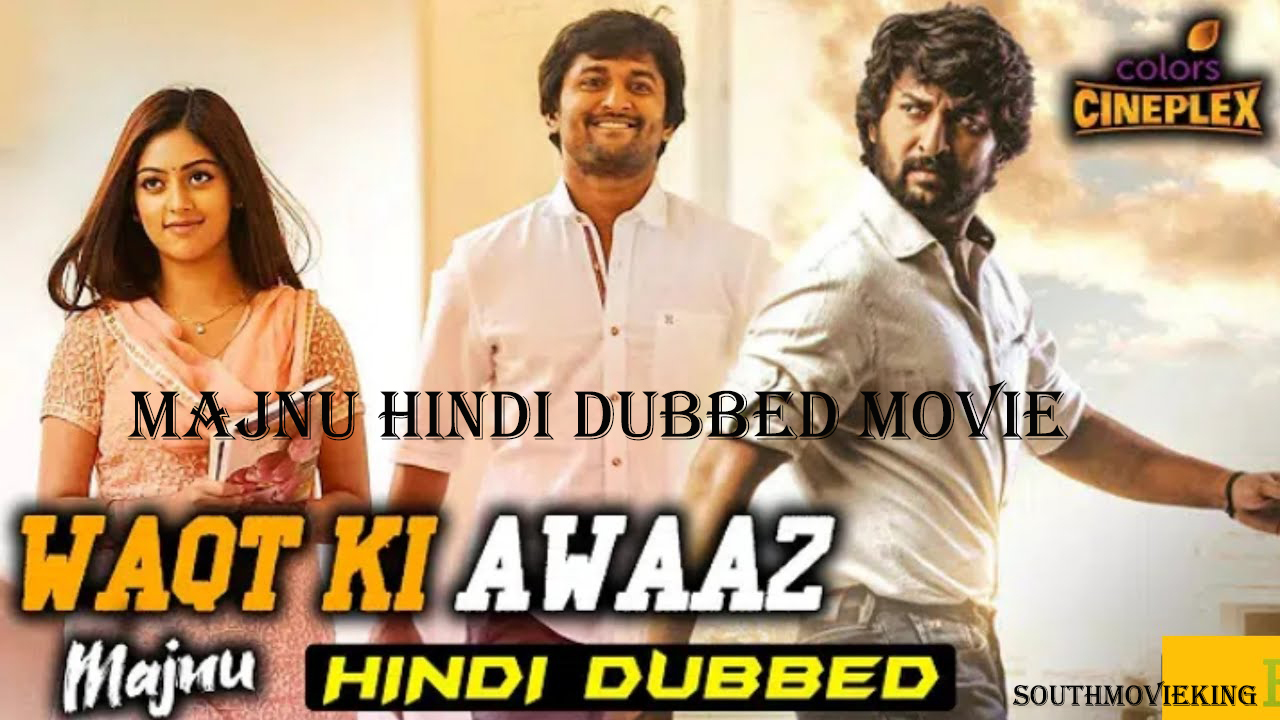majnu Hindi dubbed movie