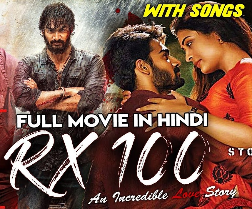 Rx 100 hindi dubbed movie