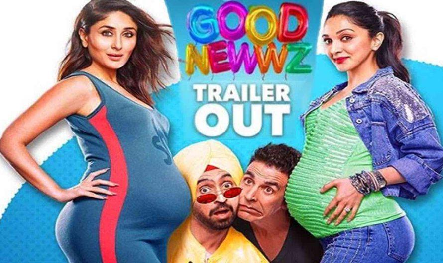Good Newwz Hindi Movie |Akshay Kumar