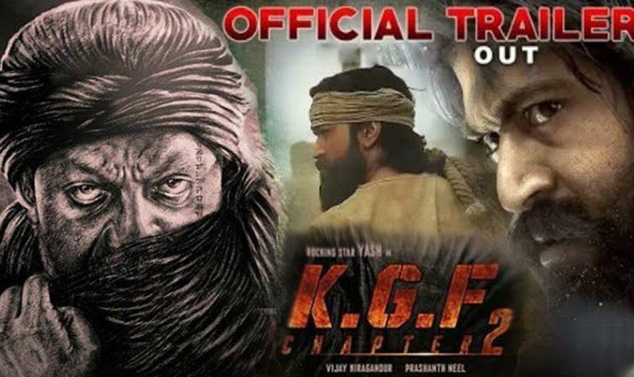 KGF Chapter 2 Upcoming  Hindi Dubbed Full Movie Kannada Movie