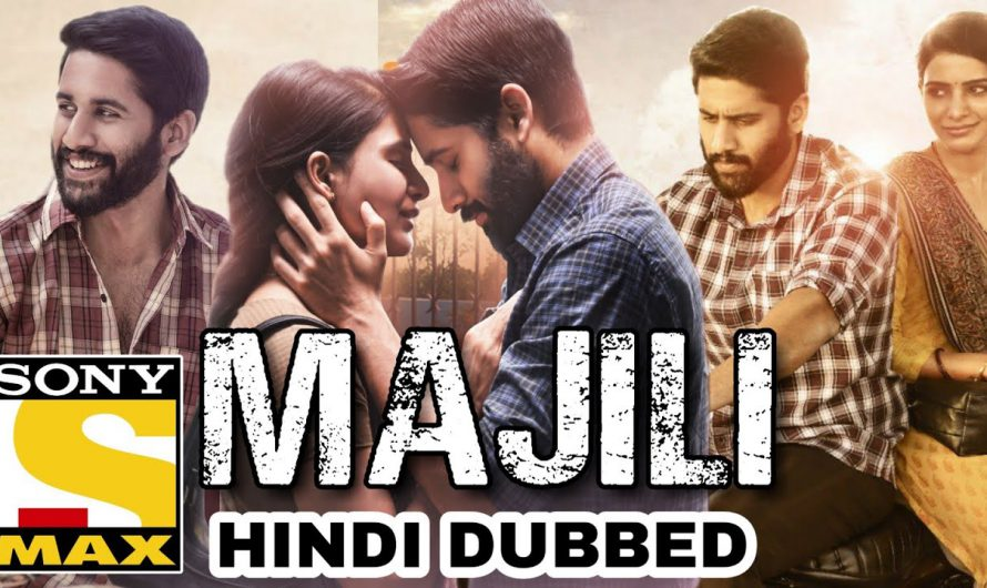 Majili Hindi Dubbed Full Movie | Majili In Hindi