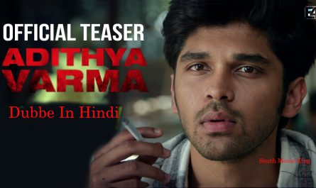 Adithya Varma Hindi dubbed Movie