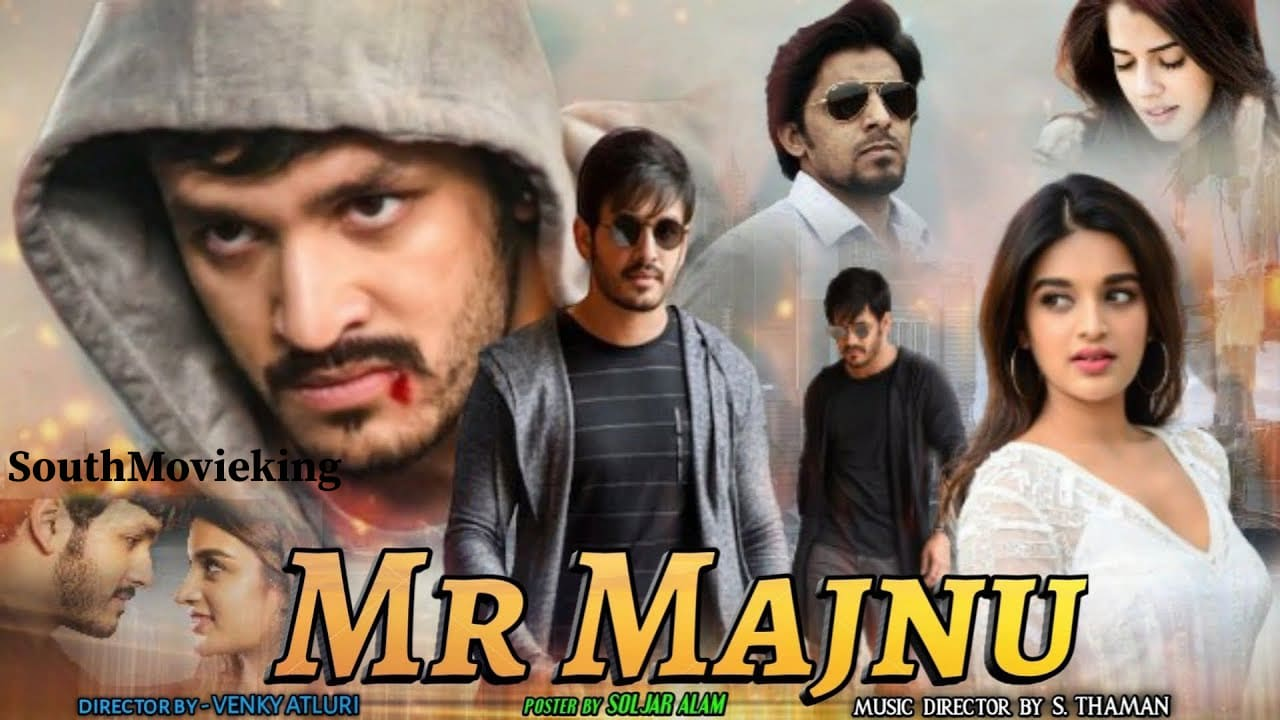 mr majnu hindi dubbed movie