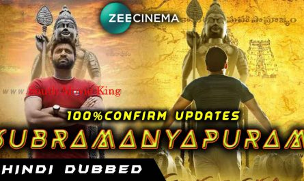 subhramanyapuram hindi dubbed movie