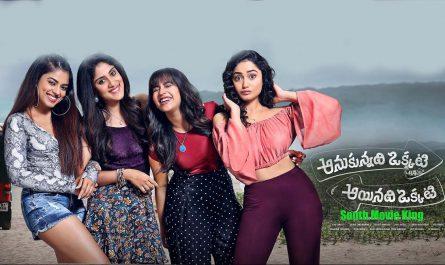 Anukunnadi Okkati Ayyindhi Okati Telugu Full Movie