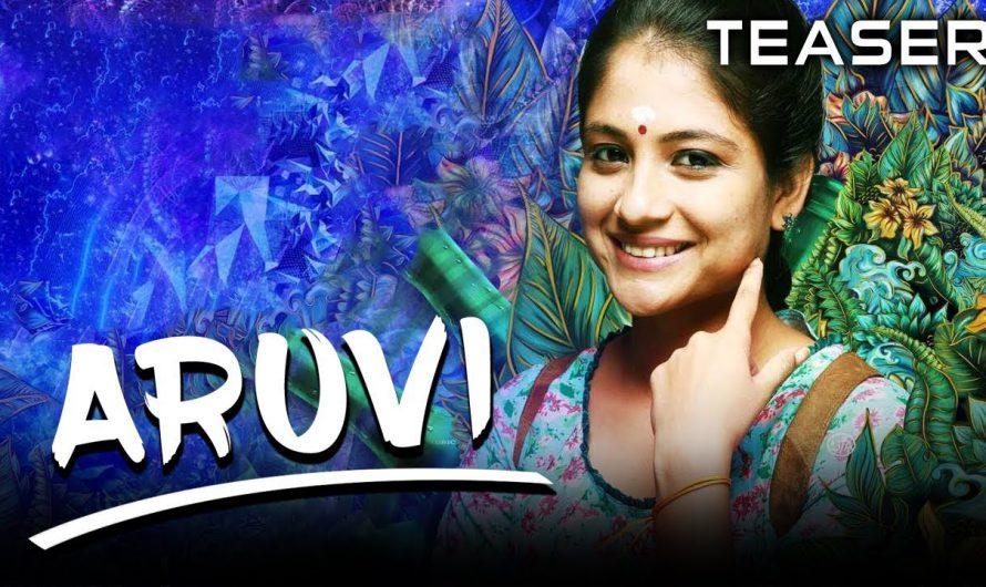 Aruvi Hindi Dubbed Movie  Aruvi  Tamil Movie