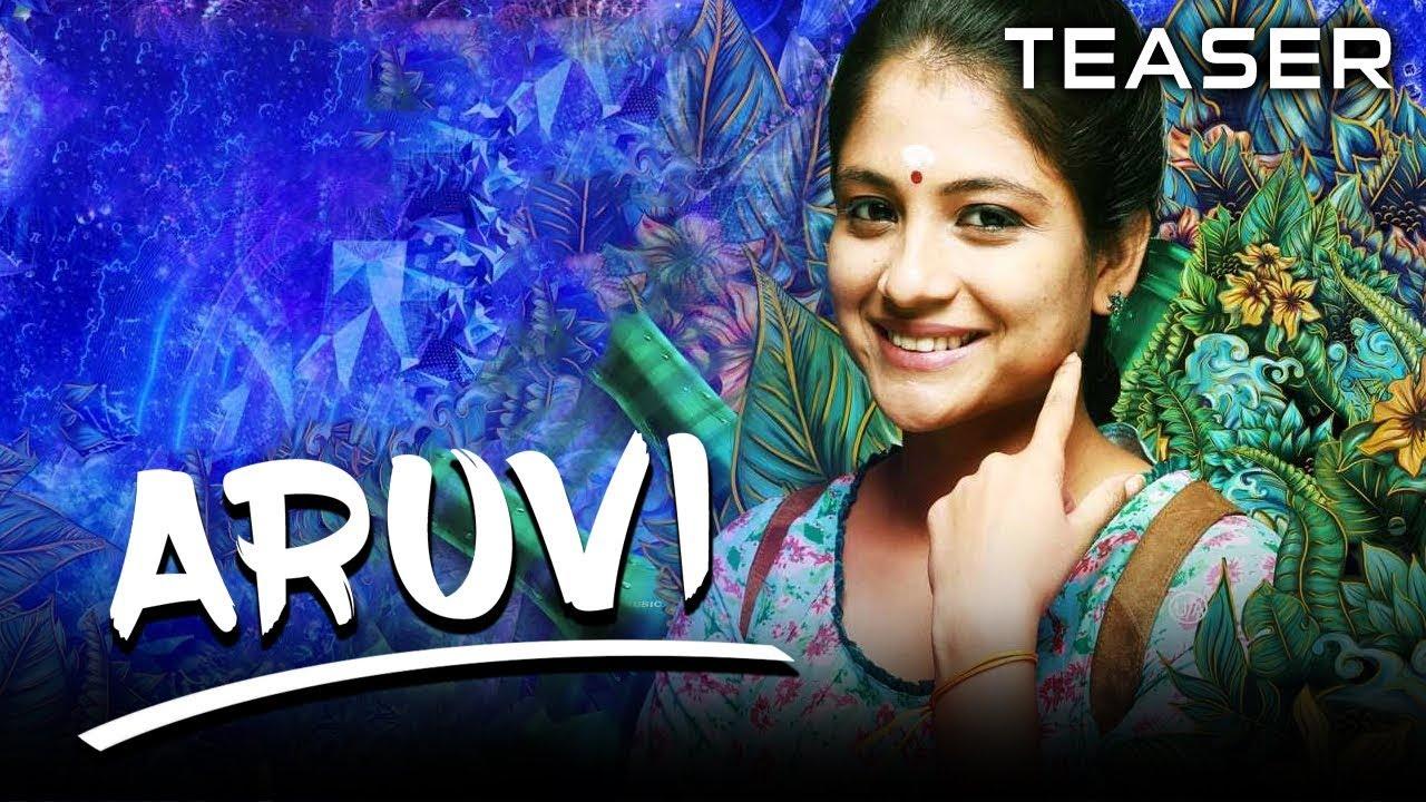 Aruvi hindi dubbed movie