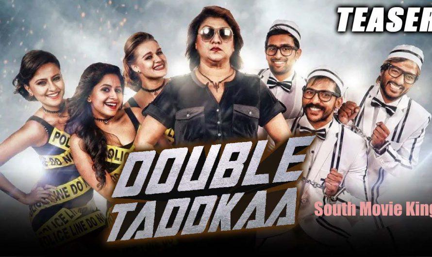 Double Taddkaa Hindi Dubbed Movie| Uppu Huli Khara