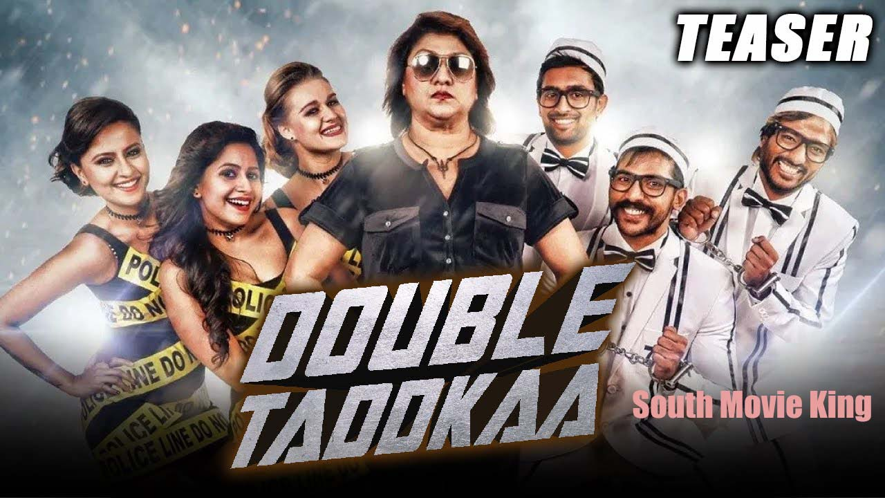 Double Taddkaa Hindi dubbed movie
