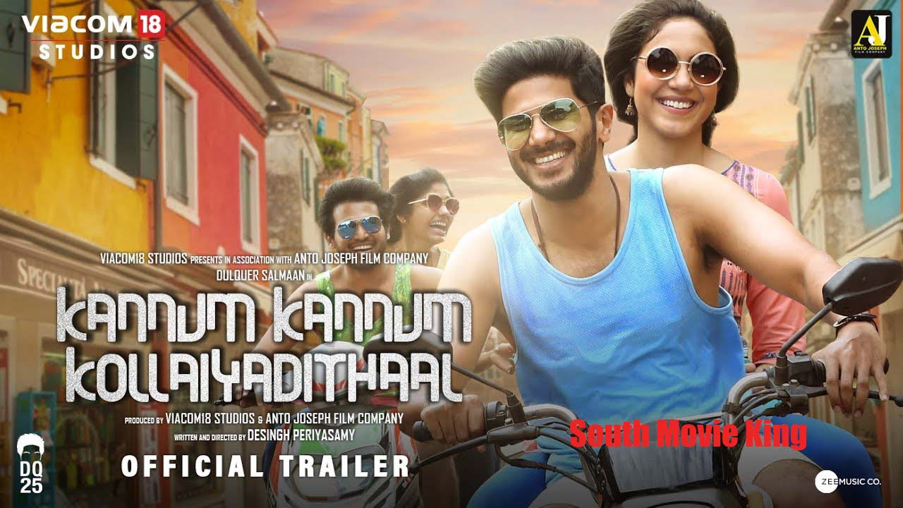Kannum Kannum Kollaiyadithaal Tamil Movie