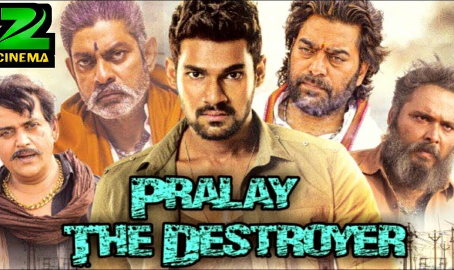 Pralay The Destroyer Hindi Dubbed Movie| Saakshyam