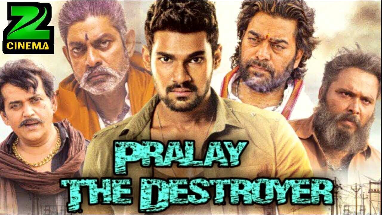 Pralay The Destroyer hindi dubbed Movie