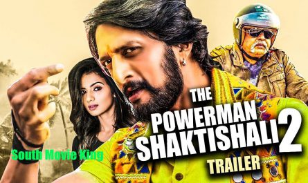 The Powerman Shakatishali 2 Hindi dubbed movie