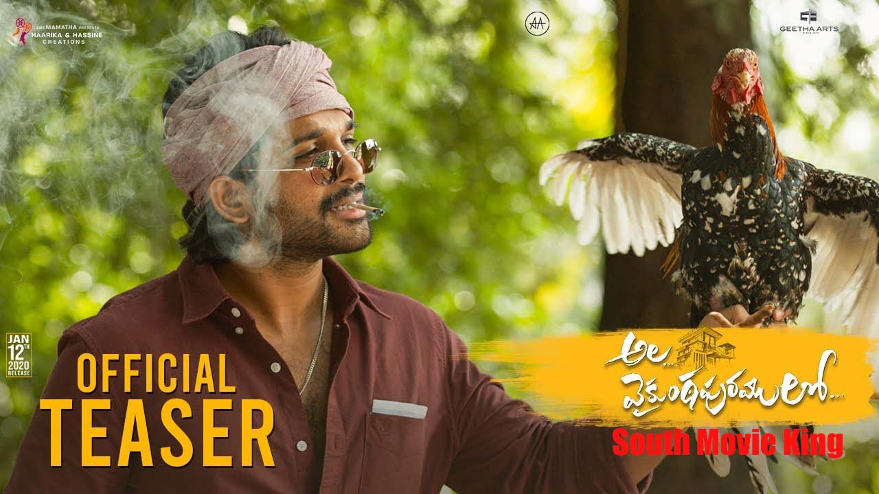 Ala Vaikunthapurramuloo Telugu Movie