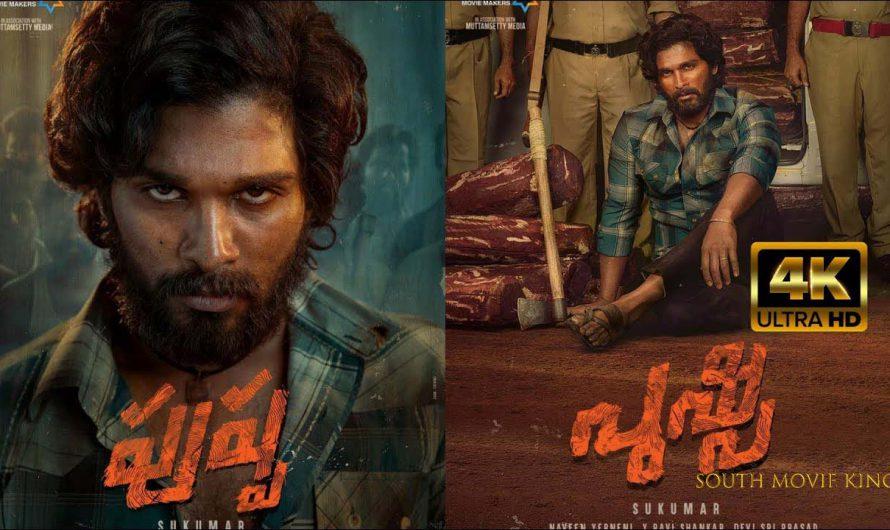 Pushpa Telugu Upcoming Movie
