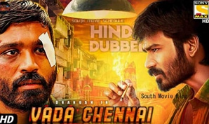 Chennai Central Hindi Dubbed Full Movie| Vada Chennai