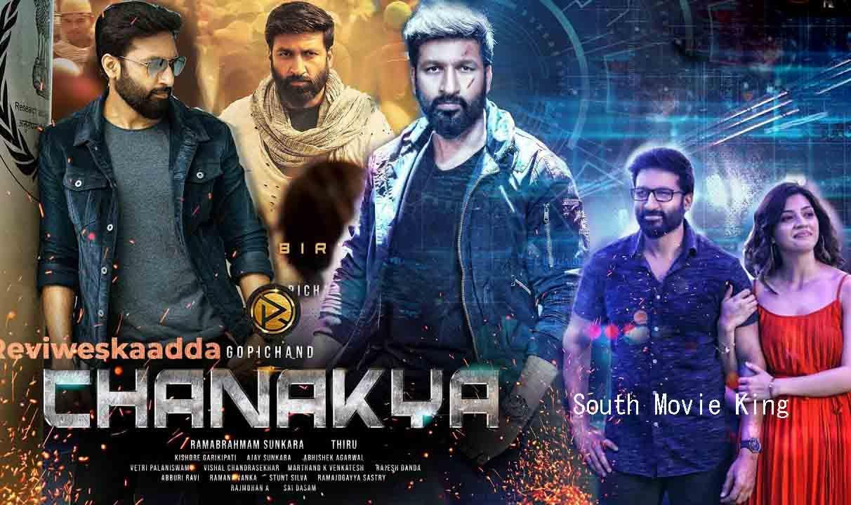 chanakya hindi dubbed movie