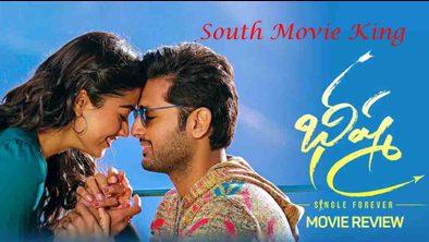 Bheeshma Hindi dubbed full movie