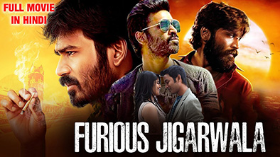 Furious Jigarwala hindi dubbed full movie