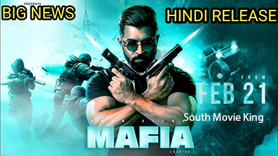 Mafia Hindi Dubbed Full Movie