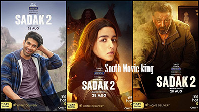 Sadak 2 Hindi Full Movie