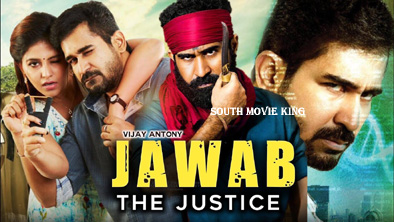 Jawab the justice Hindi Dubbed Full Movie