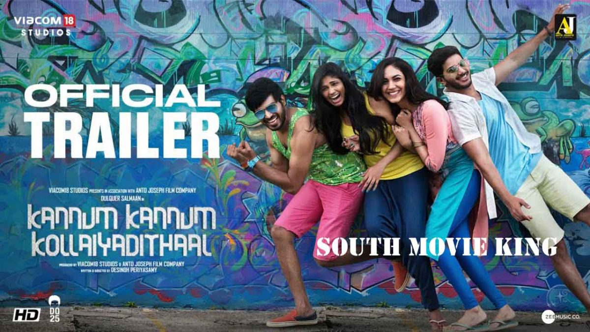 Kannum Kannum Kollaiyadithaal Hindi Dubbed Full Movie