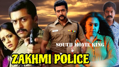 Zakhmi Police Hindi Dubbed Full Movie