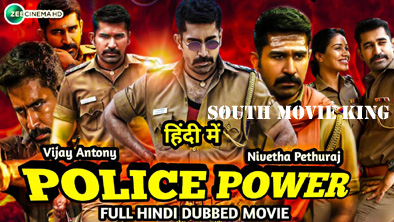 Police Power Hindi Dubbed Full Movie
