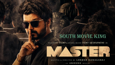 Vijay The Master (Master) Hindi Dubbed Full Movie
