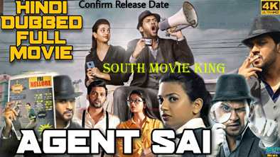 Agent Sai Hindi Dubbed Full Movie