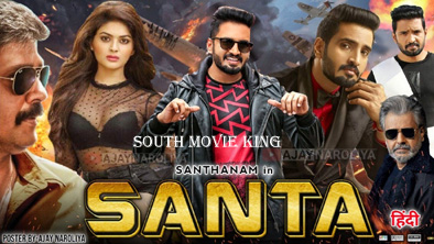 Santa Hindi Dubbed Full Movie