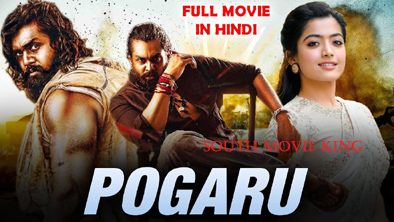 Pogaru Hindi Dubbed Full Movie