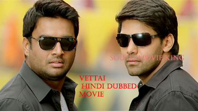 Vettai Hindi Dubbed Full Movie