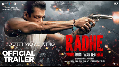 Radhe: Your Most Wanted Bhai Hindi Full Movie