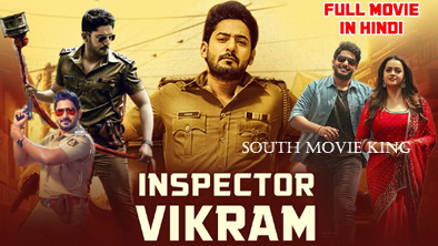 Inspector Vikram hindi dubbed full movie