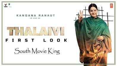 Thalaivii Hindi Dubbed Full Movie
